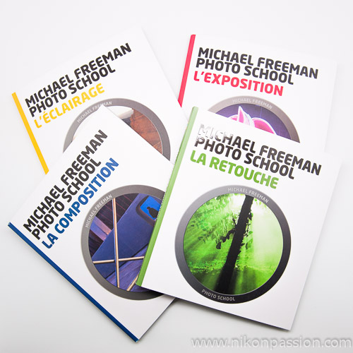 cours de photographie photo school Michael Freeman