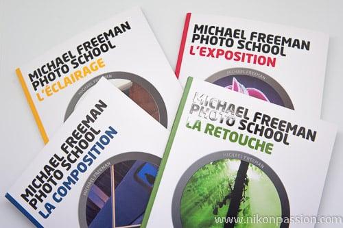 cours de photographie par Michael Freeman Photo School école de photo