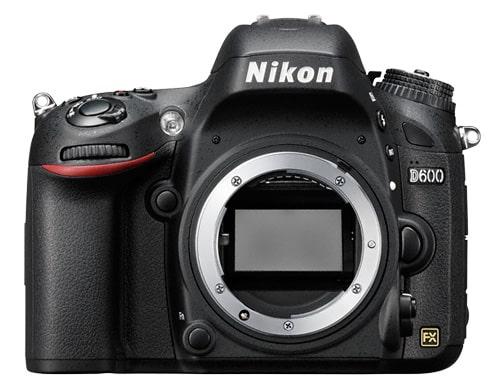 Problème de tâches de poussières sur le capteur du Nikon D600 : Nikon réagit