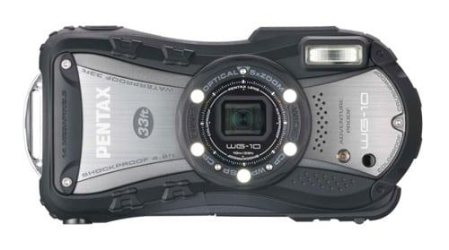 Pentax WG-10 : compact étanche 14Mp pour 199 euros