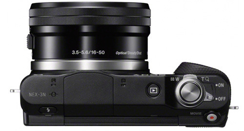 Sony NEX-3N : hybride, APS-C, 16Mp pour 500 euros