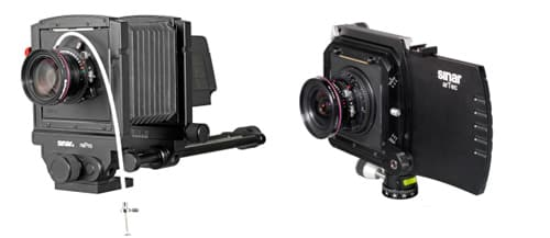 Techni Cine Phot annonce la distribution exclusive en France de la marque SINAR Photography