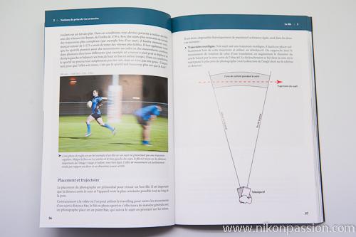Zoom sur La Photo de Sport - Guide pratique de Philippe Garcia aux éditions Pearson