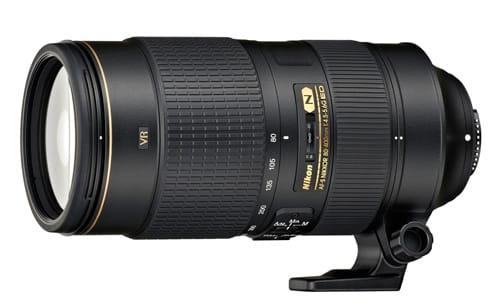 Nikon Nikkor AF-S 80-400mm f/4,5-5,6 G ED VR