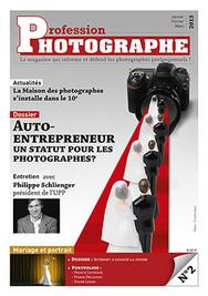 Profession Photographe numéro 2