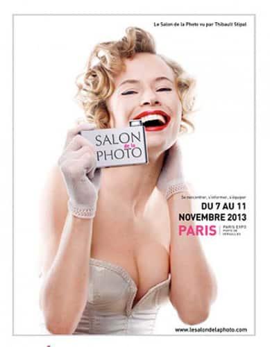Salon de la Photo 2013 : l'affiche et entrées gratuites