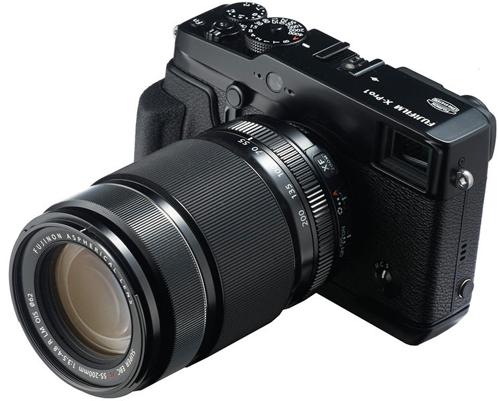 Objectif Fujinon XF55-200mm F3.5-4.8 R LM OIS : le téléobjectif pour les Fuji X-E1 et X-Pro1