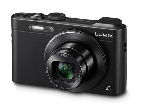 Panasonic Lumix DMC-LF1 : 12,1Mp, zoom 28-200 et viseur électronique intégré
