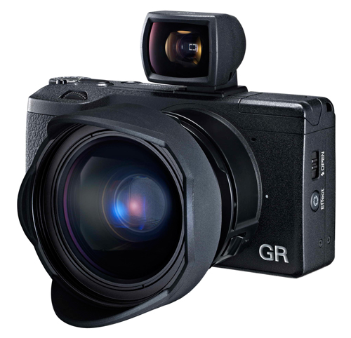 Ricoh GR : compact APS 16Mp 28mm f/2.8 - 749 euros