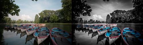 Tutoriel Lightroom gratuit : créer une photo avec un noir et blanc sélectif