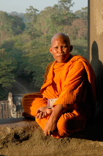 Carnet de voyage Temples d'Angkor