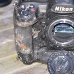 crash test Nikon D3s