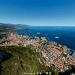 Monaco en panoramique et 45 gigapixels avec le Nikon D5200 par Guillaume Roumestan