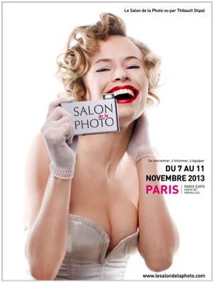 Entrées gratuites pour le Salon de la Photo 2013 : votre invitation en un clic !