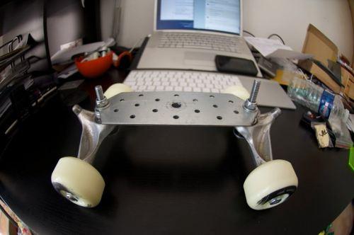 Comment fabriquer un Spider Trax Dolly pour tourner en vidéo reflex – DIY