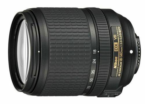 Nouveau zoom Nikon AF-S DX NIKKOR 18–140mm f/3.5-5.6G ED VR : format APS-C, 629 euros