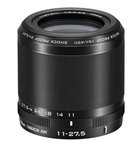 Nikon 1 AW 11-27.5mm f/3.5-5.6