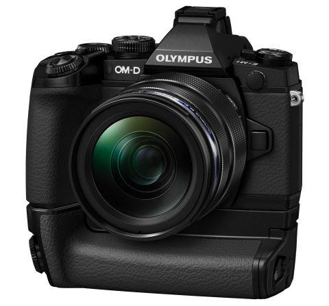 Olympus OM-D E-M1 : le Micro 4/3 à l'attaque des reflex entrée de gamme