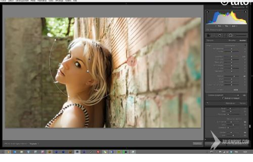 Tutoriel Lightroom 5 : recadrer, retoucher et sublimer un portrait