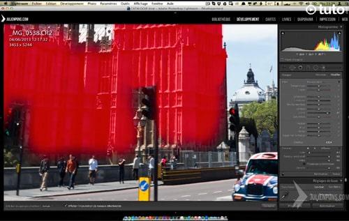 Tutoriel Lightoom 5 pour les photographes : utilisation des outils de retouches localisées