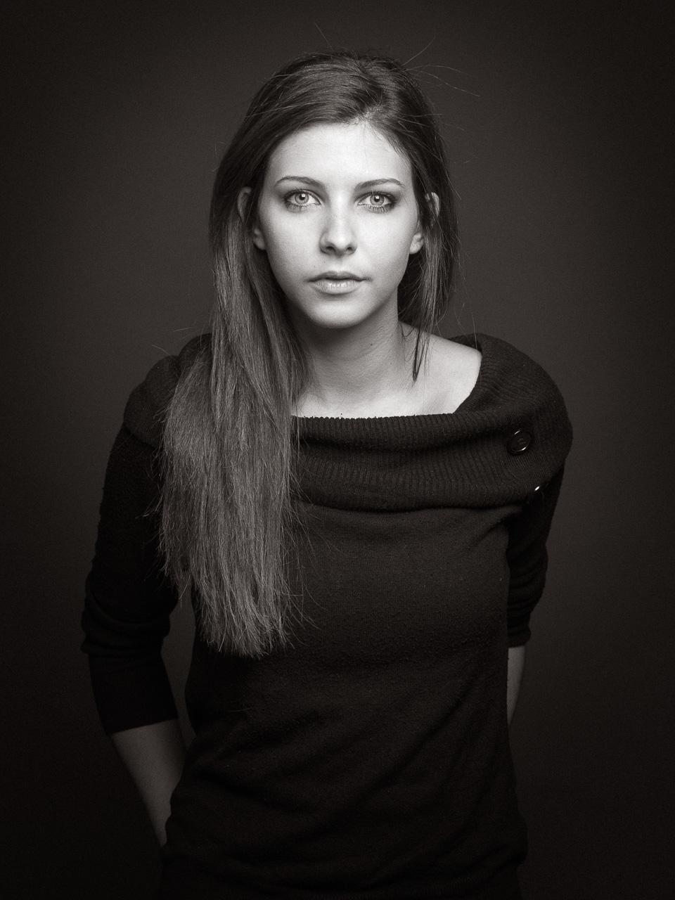 Tutoriel Photo Le Portrait En Studio 4 Plans D