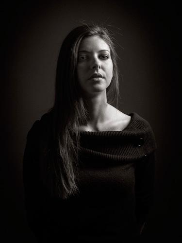 Tutoriel Photo : le portrait en studio Setup Split Light