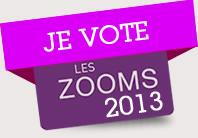 Votez pour le ZOOM du public et recevez votre invitation gratuite au Salon de la Photo
