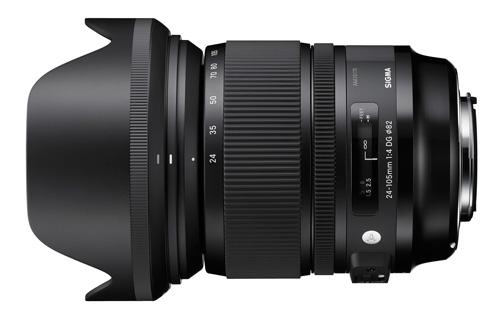 Sigma 24-105mm f/4 DG OS HSM 'Art' : plage focale idéale en plein format et qualité pro