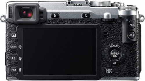 Fujifilm X-E2 : un X-E1 en mieux avec X-Trans II, 7im/s, Wi-Fi et vidéo 60p