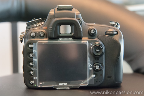 Nikon D610: a Nikon Full Frame revista, 24Mp, 6vps rebentou, 1899 euros