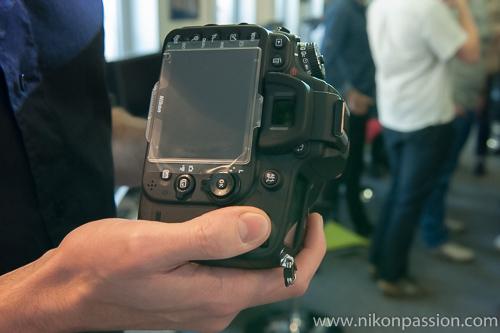 Nikon D600 vs D610 Comparison