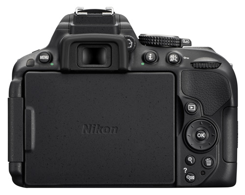 Le capteur 24Mp du Nikon D5300