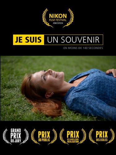 Nikon Film Festival : saison 4 sur le thème 'Je suis un souvenir'