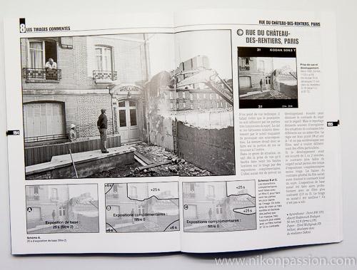 Noir et Blanc : de la prise de vue au tirage par Philippe Bachelier