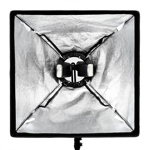 Adaptateur RFI pour flashs cobra par Profoto, l'éclairage flash doux et modulable