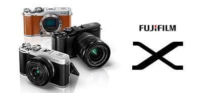 Mises à jour firmware chez Fuji : les X-Pro1, X-E1, X100S et X-E2 évoluent