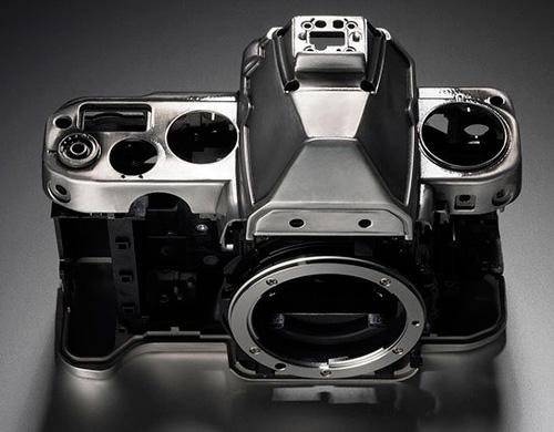 Nikon Df boitier tropicalisé