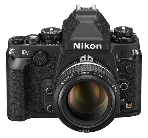 Face avant avec objectif AI non Ai AIS - Des photos du Nikon Df