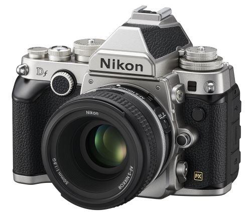 Face avant - Des photos du Nikon Df