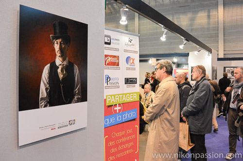 Le Salon de la Photo 2013 avec Nikon Passion, arrêt sur image