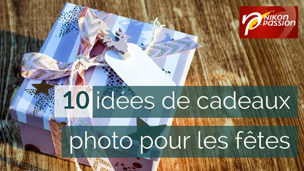 10 idées de cadeaux photo pour les fêtes pour toutes les bourses