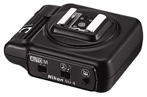 Nikon SU-4 déclencheur de flash déporté