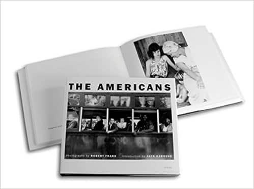 Les américains - Robert Frank - beaux livres de photographie