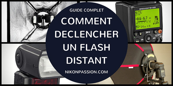 Déclenchement d'un flash distant par câble Le déclenchement d'un flash relié par câble au boîtier était la seule solution technique disponible pour éloigner le flash de l'axe optique, avant les systèmes sans fil. C'est aussi la solution la plus simple à mettre en œuvre, puisqu'il s'agit simplement de relier le flash et le boitier. Les limitations dues aux longueurs de câbles disponibles et au nombre de flashes connectables expliquent son abandon progressif. Déclenchement par câble synchro-flash standard Le câble synchro-flash standard est un simple câble à deux conducteurs, qui se termine par deux prises : une prise Synchro PC (dite aussi synchro-X) à connecter sur le boîtier d'un côté et, selon la connectique disponible sur le flash, un jack 3,5mm ou de 2.5mm - ou plus rarement un jack 6.35mm ou une 2ème prise synchro PC.