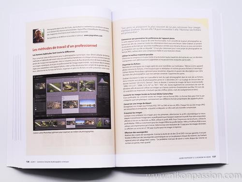 Adobe Photoshop CC - Classroom in a book : le support de cours officiel d'Adobe