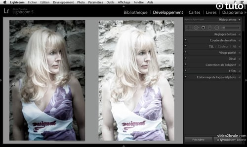 Tutoriel Lightroom : comment utiliser le filtre radial de Lightroom 5
