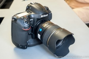 Nikon D4s : 16.2Mp, 11vps, 409.600 ISO – Je suis Mr. Plus !