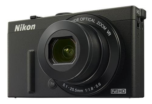 Nikon Coolpix P340 f/1.8