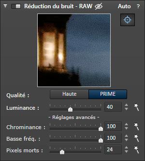Tutoriel DxO : Comment supprimer le bruit numérique d'une photo avec DxO Optics Pro