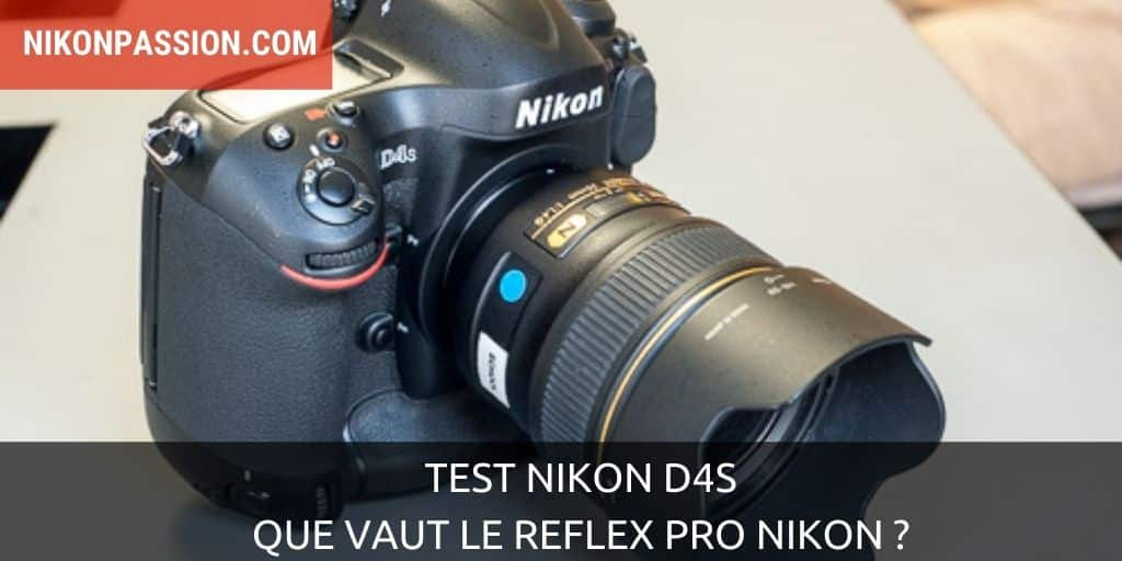 Test Nikon D4s